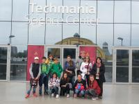 Techmania Science Center v Plzni 15.10.2014